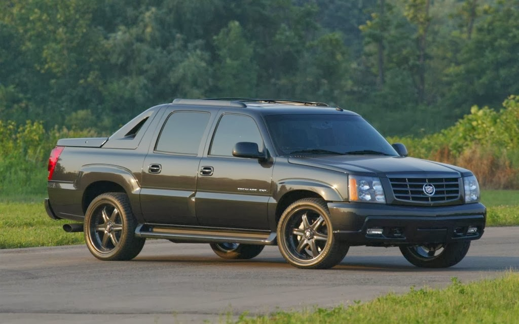 rear cadillac escalade ext new best truck quarter panel reviews third cars