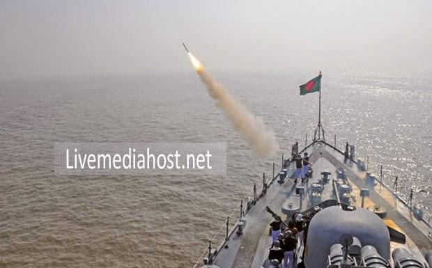 President-Abdul-Hamid-reaches-Samudro Joy-to witness Navys-annual-exercise.