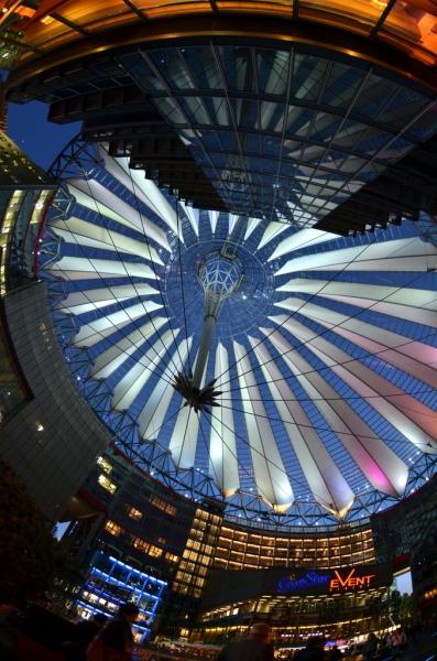 Centrum Sony w Berlinie
