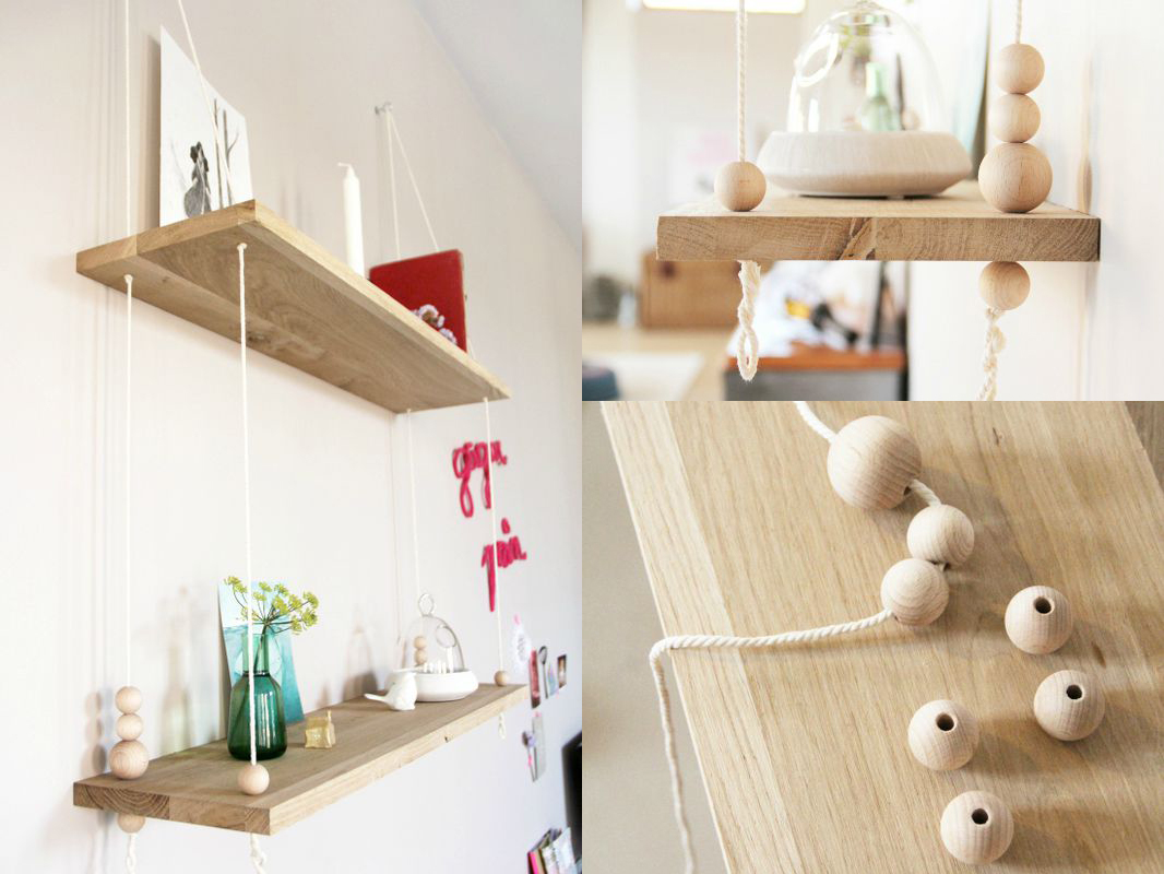 La fabrique d co 7 projets do it yourself diy pour for Planche pour etagere