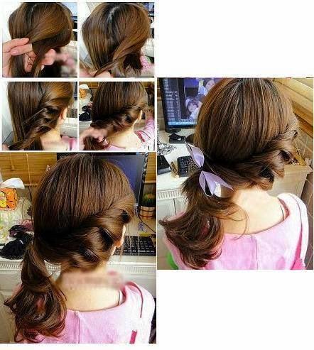 Women Hair Style Tutorials #21..