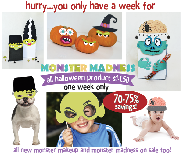 Halloween and Autumn themed product