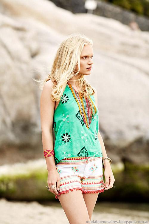 Moda 2015. India Style verano 2015.