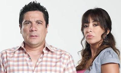 Bruno Odar y Tatiana Astengo