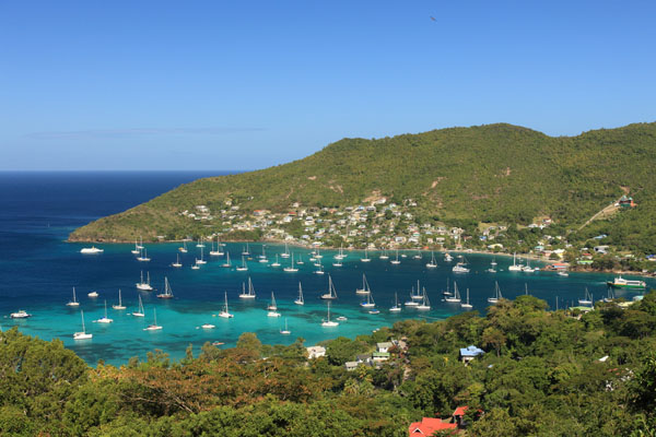 travel to Saint Vincent & the Grenadines