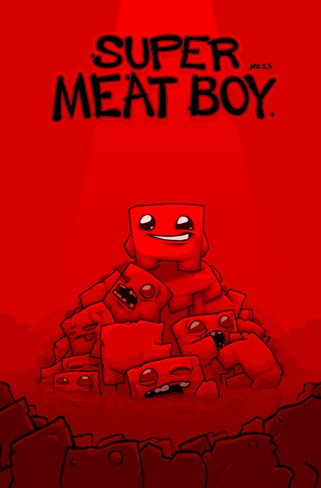 Super Meat Boy Comic - Bing images