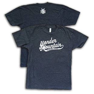 Yonder Mountain Baseball Tee