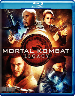 Mortal Kombat Legacy Movie Poster
