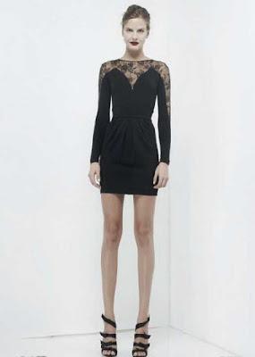 Dantel Gece Elbise Modelleri 8