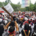 Ratusan Guru Honorer Ontrog Pemkab Bogor