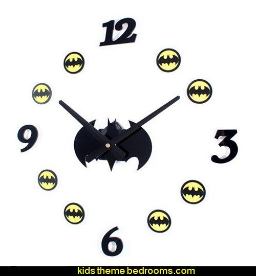 Batman Hero  clock