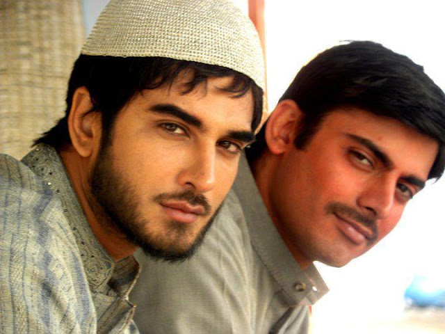 Two Of Our Most Handsome Models And Best Actors Fawad And Imran