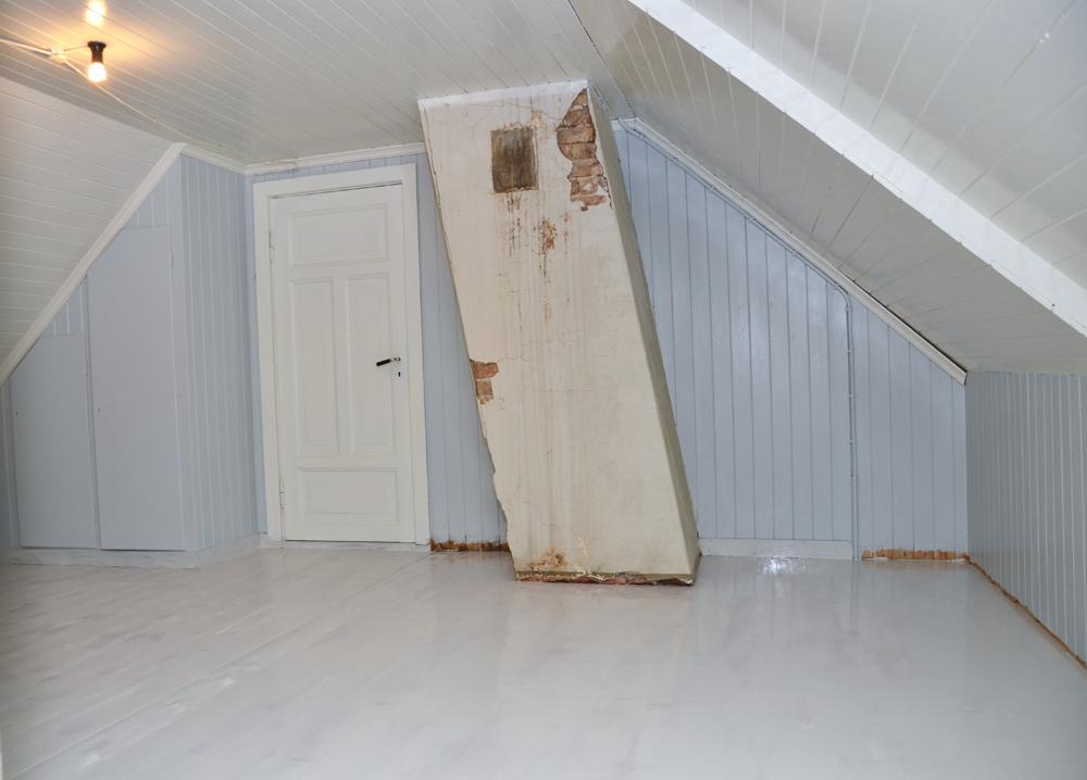 Huset i lunden: oktober 2012