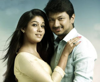 Nayantara Plays Together With Udhayanidhi