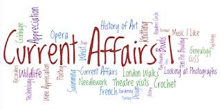 CURRENT AFFAIRS : 4th July 2013.