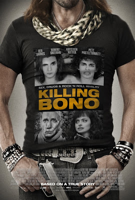 Watch Killing Bono 2011 BRRip Hollywood Movie Online | Killing Bono 2011 Hollywood Movie Poster