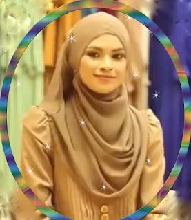 inspirasi tutorial hijab simple hari raya