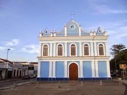 """Igreja """"Nossa Senhora do Rosário"""""""