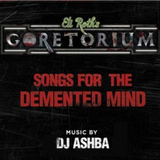 DJ ASHBA - Goretorium - capa do CD