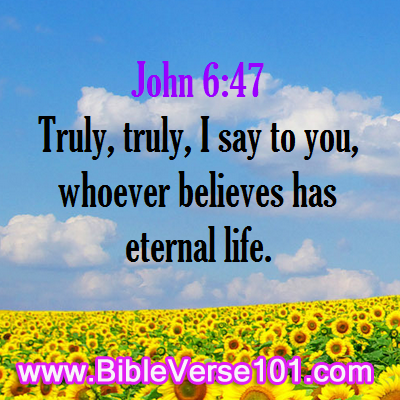 eternal life bible quotes quotesgram