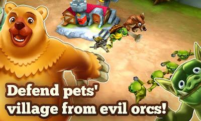 Pets vs Orcs v1.0.20 Apk