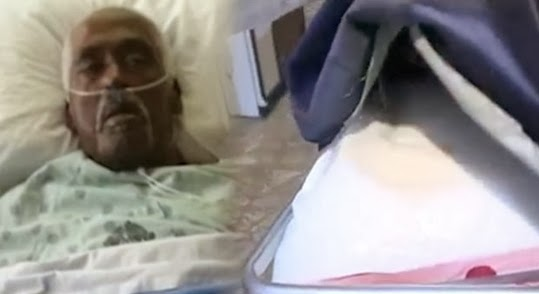 dead man wakes up funeral home