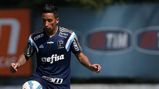Barrios deve ser titular do Palmeiras contra o Cruzeiro