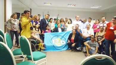 Participação do Fórum de Mulheres no Encontro da FENAD