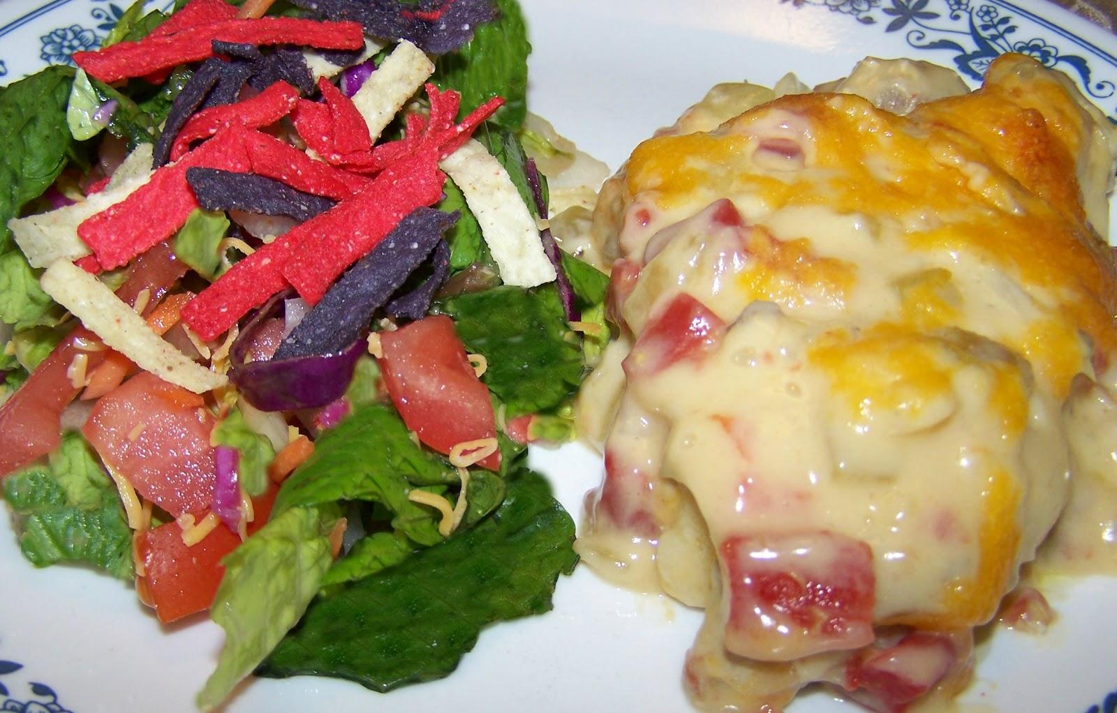 Man That Stuff Is Good!: King Ranch Chicken Casserole