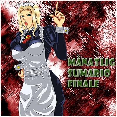 Månatlig Sumario Finale
