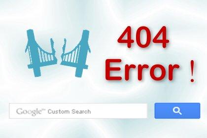 404 錯誤頁面的友善設計__(1) 安裝 Google 自訂搜尋