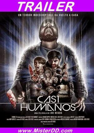 Casi humanos (2013) [TRAILER]