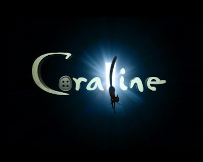 Disney Pixar Coraline Logo