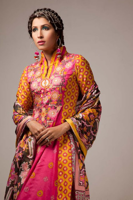 vaneeza v lawn collection 2011 unseen pics