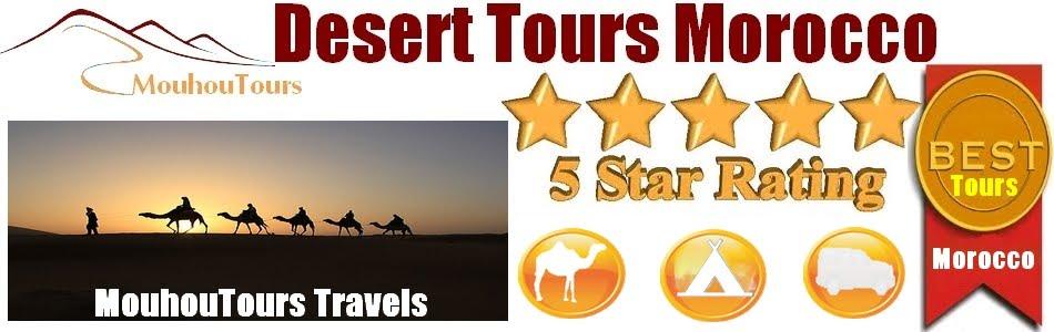 Morocco desert tours - Camel trekking from Marrakech - Fes