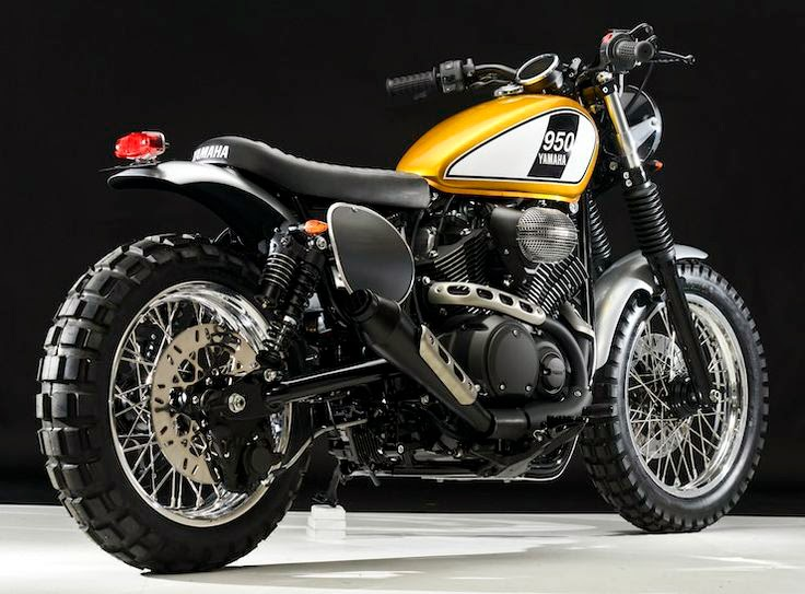 What Year Did The Yamaha Bolt Come Out