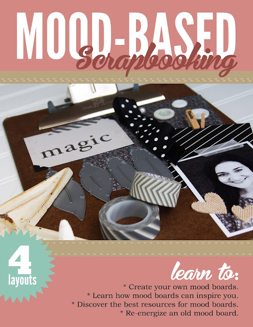 Mood Based Scrapbooking Class taught by Jen Gallacher located at http://jen-gallacher.mybigcommerce.com/mood-based-scrapbooking-self-paced-workshop/