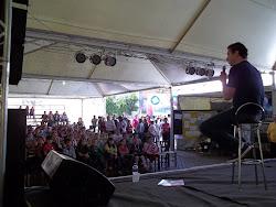 14ª Feira do Livro de Santiago 2012