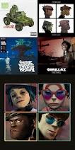 Gorillaz Albums