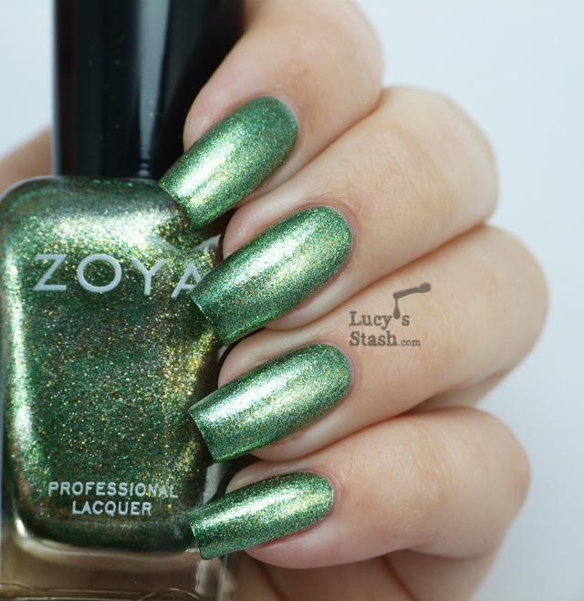 Lucy's Stash: Zoya Rikki