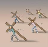 Porque Nuestra Cruz Pesa Tanto