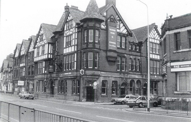 Cake Shops Old Swan Liverpool