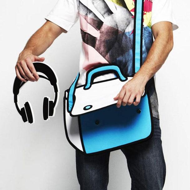 Bolsas de desenho