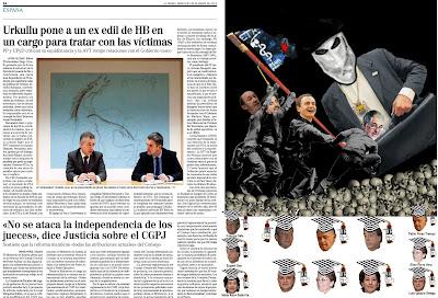 ¡INACEPTABLE que los españoles tengamos que quitarnos el pan de la boca para dar 9.073 millones de €, un 70% más que el año pasado, por el despilfarro y la mala gestión de unos engreídos, antipáticos, egoístas, insolidarios, excluyentes, desleales y corruptos!