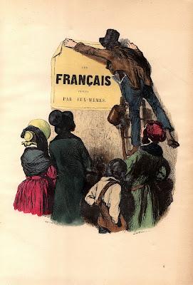 Léon Curmer et les Français peints par eux-mêmes (1840-1842)  dans Auteurs, écrivains, polygraphes, nègres, etc. francais_titre1