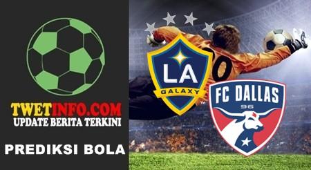 Prediksi LA Galaxy vs Dallas
