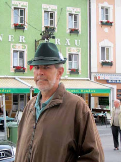 Who's That Austrian? - Mondsee, Austria