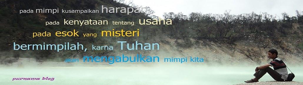 Purnama blog