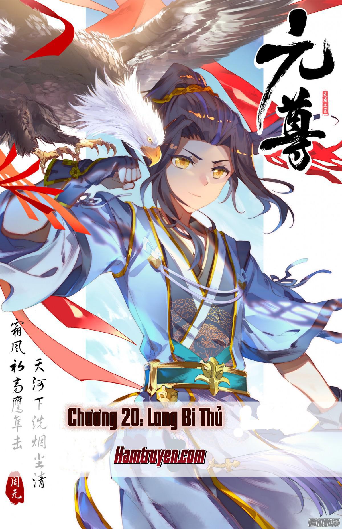 Nguyên Tôn Chapter 20 - Hamtruyen.vn