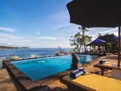 Hotel Bintang 3 di Bali - Laguna Reef Huts